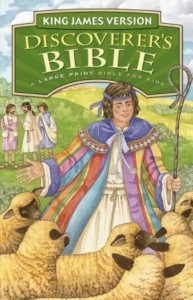 Discoverers Bible (Medium)