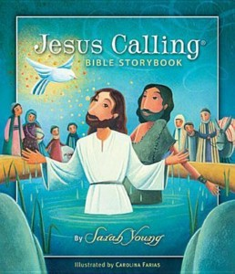 Jesus Calling Bible (Medium)