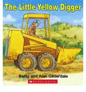 Yellow digger